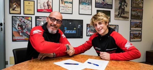 Confirmed: Team Assomotor Honda reveal 2021 rider line up