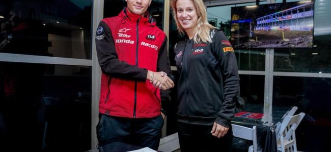 Interview: Livia Lancelot talks 114 Motorsport Honda and 2021