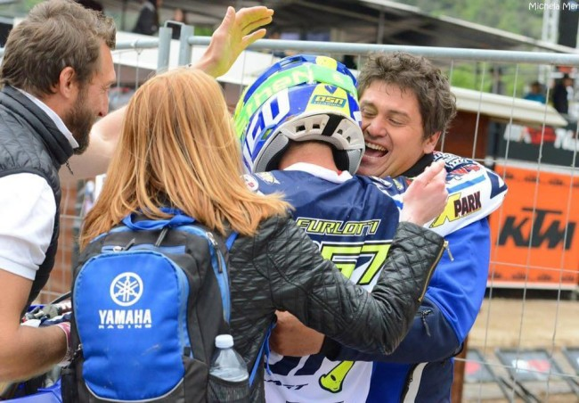 Interview: Simone Furlotti – from GP rider to mechanic!