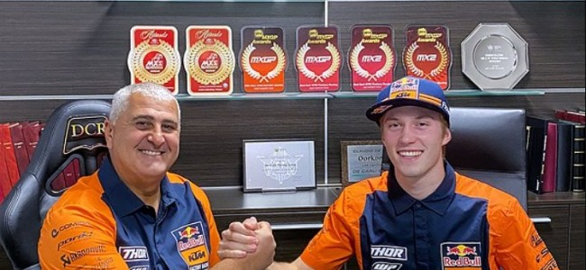 Confirmed: Mattia Guadagnini signs Factory KTM deal!