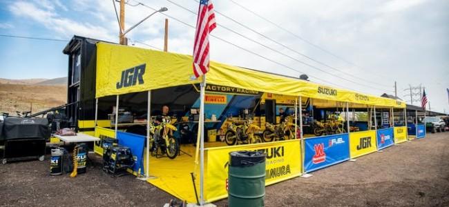 JGR Suzuki officially close their doors!