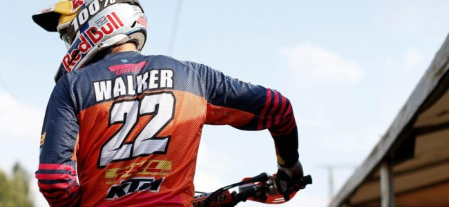 Jonny Walker parts ways with KTM