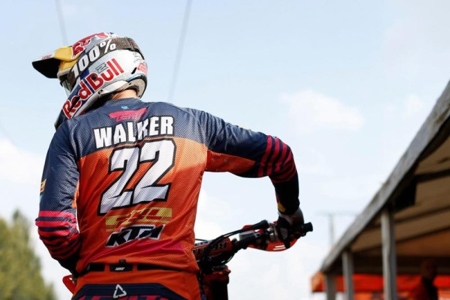 Jonny Walker parts ways with KTM
