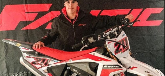 Lapucci ends his season with Fantic