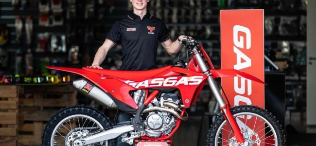 GasGas team to contest the EMX250 series in 2021