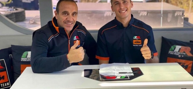 Revealed: Alessandro Lupino signs with Marchetti KTM!