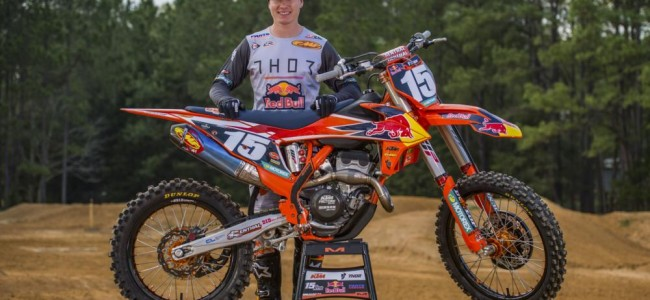 Jess Pettis set to race AMA Supercross series in 2021