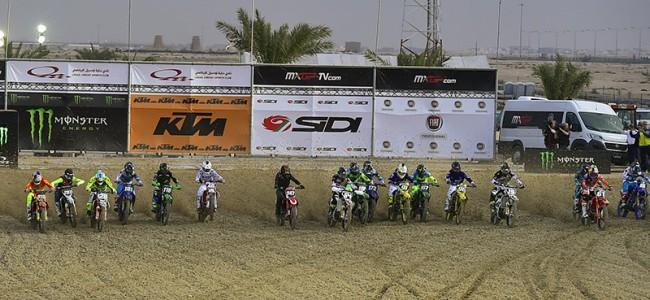 David Luongo on 2021 MXGP opener at Oman