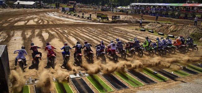 MXGP unveils the provisional 2021 racing calendar
