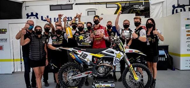 Factory Husqvarna MX2 team say goodbye to Thomas Kjer Olsen