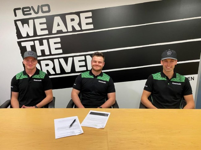 REVO return to the Motocross world in 2021!