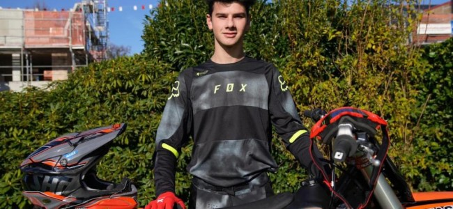 Xylian Ramella signs MX2 deal with Raths Motorsports