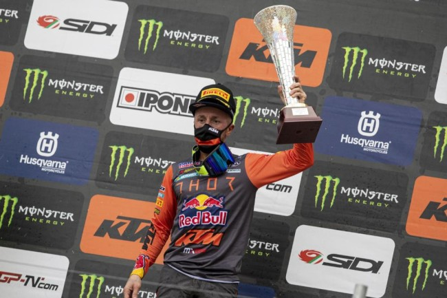 Cairoli wins his 92nd GP as Vialle edges closer to MX2 title