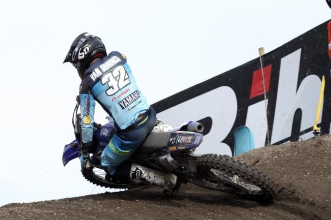 Lupino strong on his MXGP return while van Doninck impresses on Gebben Van Venrooy Racing Yamaha debut!