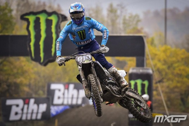 Ben Watson discusses first 450cc tests!