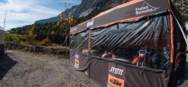 Jordi Tixier on running his JT911 KTM team