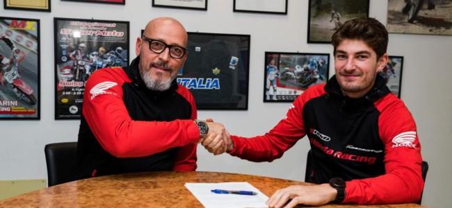 Revealed: Stephen Rubini confirms 2021 plans