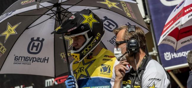 Antti Pyrhönen on Jasikonis' scary crash at Mantova and injury update