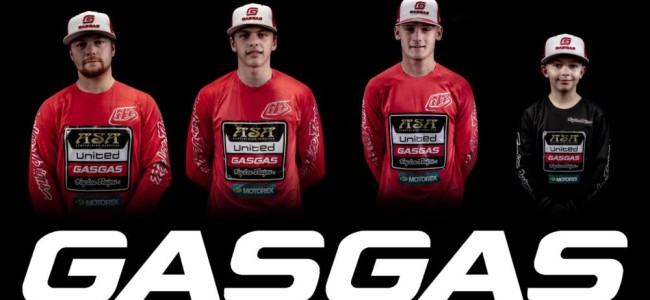 Confirmed: ASA United make GasGas switch and announce 2021 rider line up
