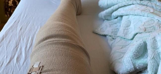 Surgery for Antonio Cairoli