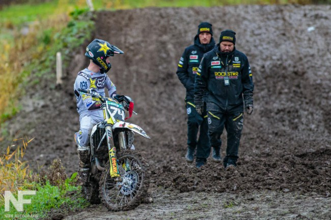 Hennekens on de Wolf moving up to MX2: In certain races he will surprise