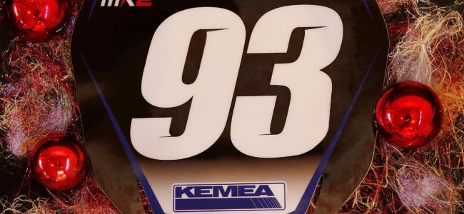 New GP number for Jago Geerts in 2021