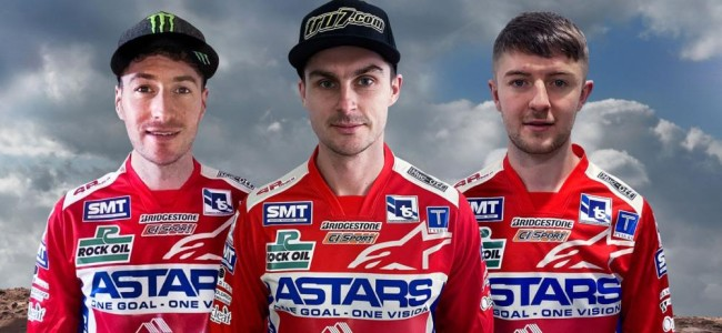 Confirmed: Honda UK (Crendon Fastrack Honda team) 2021 rider line up