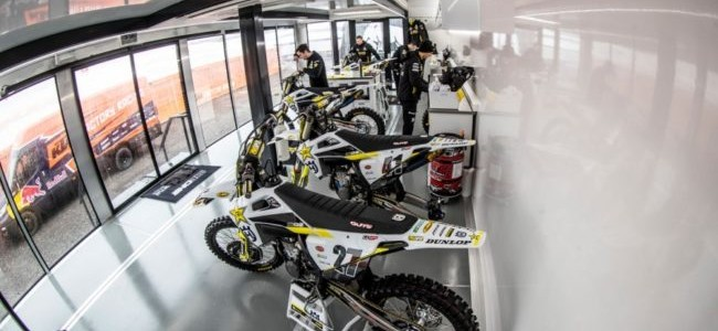 Antti Pyrhönen confirms IceOne Husqvarna to run two MXGP riders in 2021