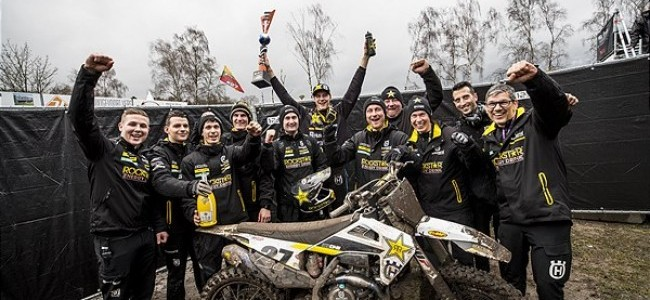 Video: Ice One Factory Husqvarna – The crew