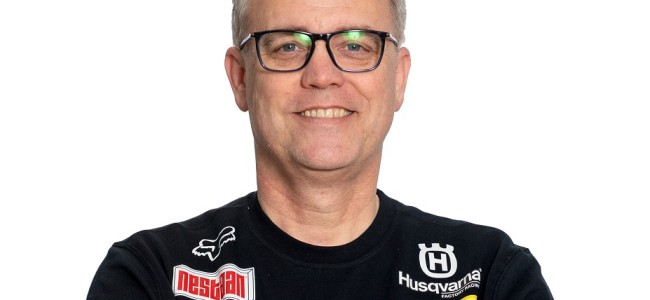 Interview: Kay Hennekens (Nestaan Husqvarna MX2 –  team owner)