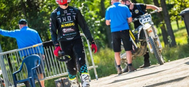 Interview: Camden Mc Lellan on his season and the level of EMX250