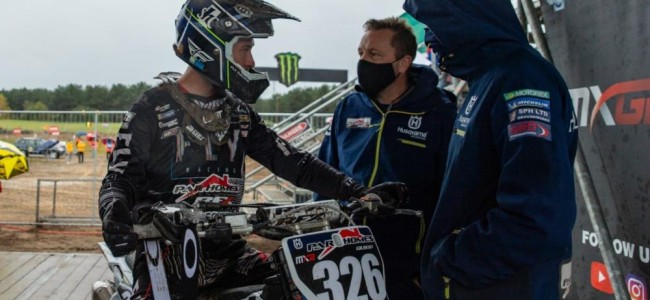 Confirmed: PAR Homes Husqvarna Racing 2021 rider line up