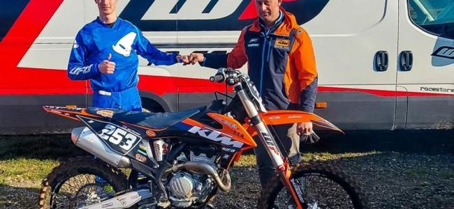 KTM Racestore announce 2021 rider line up