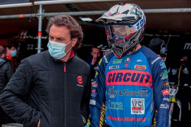 Interview: Stephen Rubini (Part Two) – his experience working with Assomotor Honda and Yves Demaria!