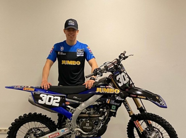 Interview: Cornelius Tøndel on signing with Riley Racing Yamaha and EMX250