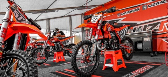 Oriol Oliver on his new deal with WZ KTM and the EMX250 series