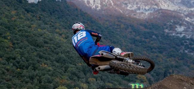 Stephen Rubini – injury!