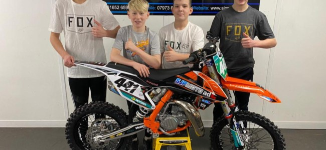 SJP Moto move to KTM as they introduce 2021 Line-up
