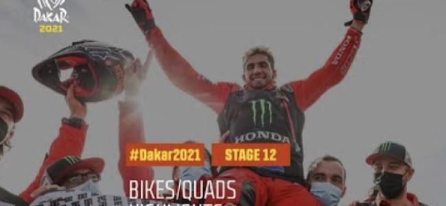 Video: Dakar highlights day 10/11/12
