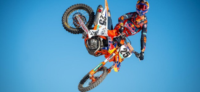 Musquin – racing will tell me if I'm back to my full potential!