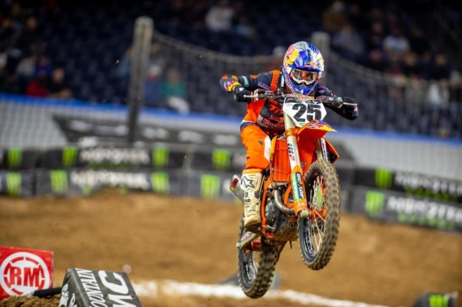 Musquin: I'm going to get better