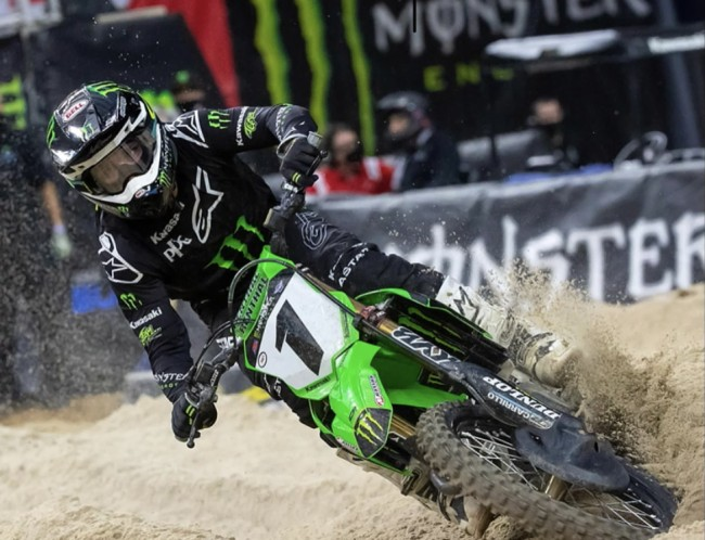 Supercross results: Houston 3 qualifying – Tomac and Craig on top!