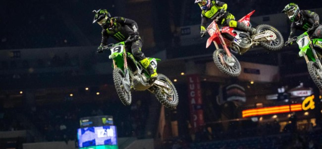 Race report and highlights: AMA Supercross – Indianapolis 1