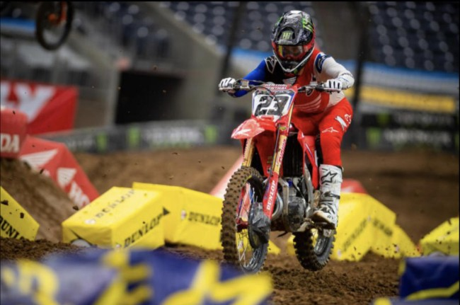 Injury update: Chase Sexton – OUT of Houston 3