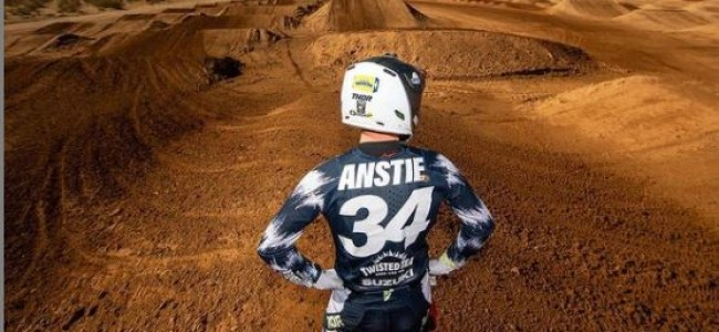 Max Anstie offers injury update: Hopes to be back at Orlando 2