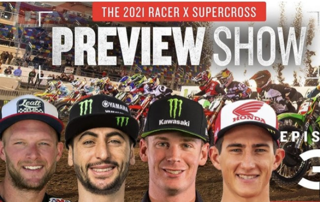 Video: Racer X preview show part three – new generation