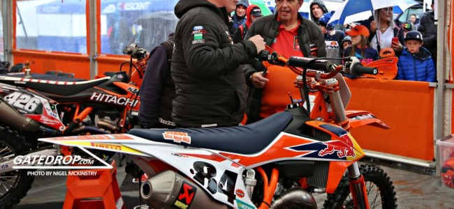 In-depth interview: Roger Magee on Hitachi KTM fuelled by Milwaukee