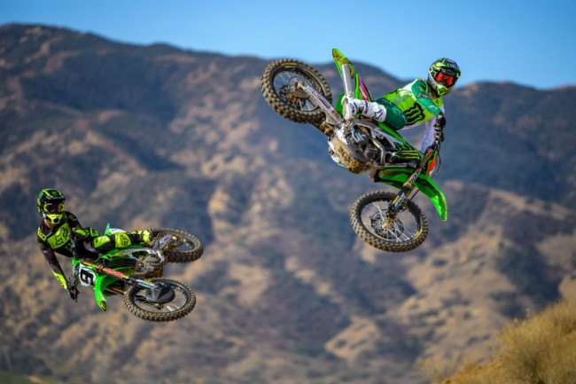 Video and gallery: 2021 Monster Energy Kawasaki – USA
