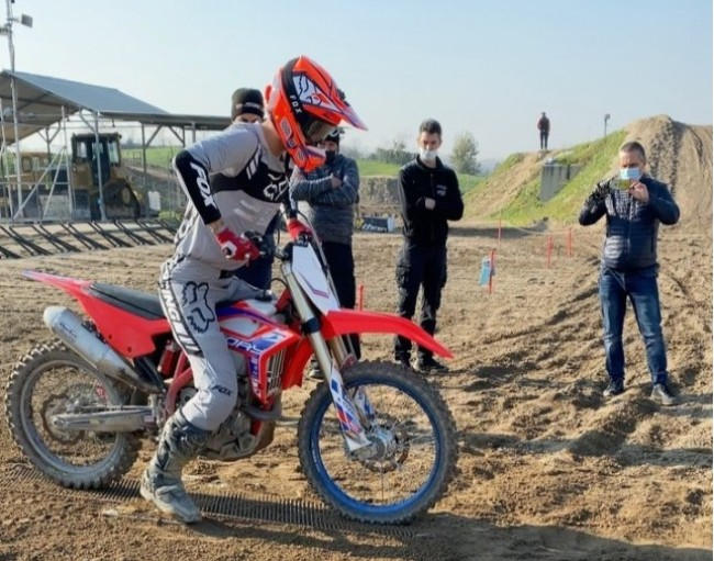Jimmy Clochet on signing with Beta and securing an MXGP ride