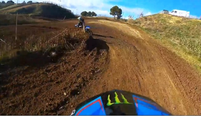 GoPro: Jago Geerts – hard pack riding in France